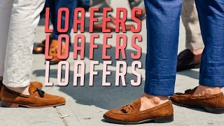 The Perfect Summer Shoe || The Loafer || Dress Better ||  Men