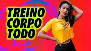 Baixar Treino Corpo Todo HAMPY - YoYo - Gloria Groove e IZA