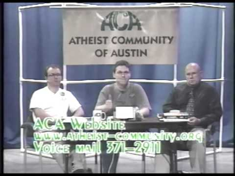 Alex Jones of InfoWars - Humanism | Alex Jones - Austin, TX | Atheist Experience 142