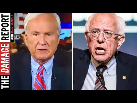 Chris Matthews Tongue-Tied After Bernie's Debate Performance