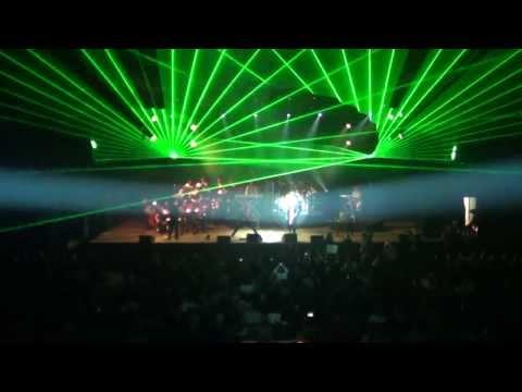 Omega Rhapsody - Éjféli koncert (Rostock 2014.01.25)