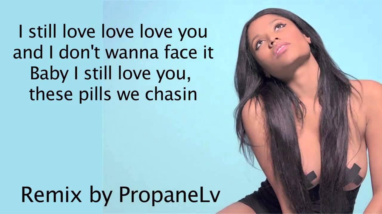 Download Nicki Minaj - Pills N Potions Lyric Video (Remix by PropaneLv)