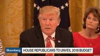 House Republicans Ignore Trump Budget Cuts