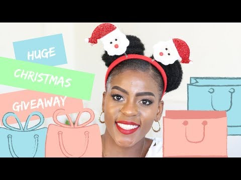[CLOSED] 2017 Beauty and Hair Favourites + HUGE Christmas Giveaway | Maybelline, L'oreal, Garnier...