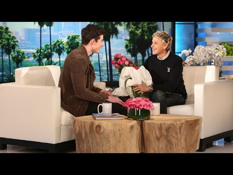 Shawn Mendes Surprises a Superfan --...