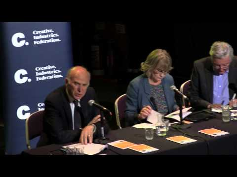 Liberal Democrats' Creative Industries Strategy Launch full video