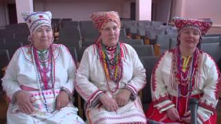 Ансамбль мордовской народной песни «Яксарочка»