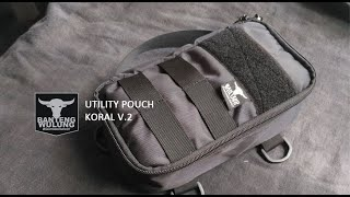 Tactical Travel Pouch