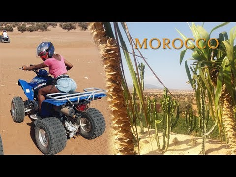7 Days In Agadir, Morocco! Travel Vlog, Tours & Activities - Summer 2018 | GENIE