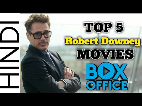 Top 5 Movies Of Robert Downey Jr. At Box Office [Explained In Hindi]
