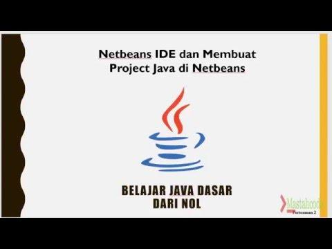 Cara Compile Java Di Netbeans