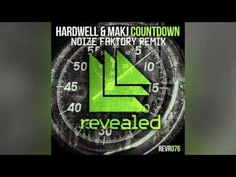 Hardwell & MAKJ | Countdown | Noize Faktory Remix (Big Room)