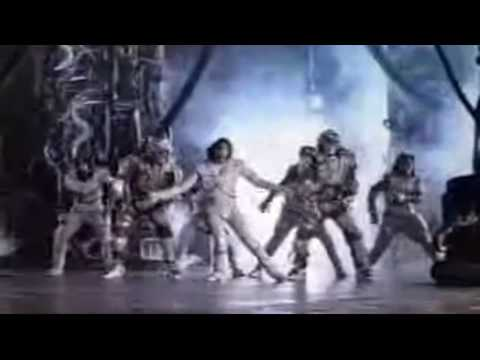 Michael Jackson - Somebody's Watching Me (ReMiX) -HD-