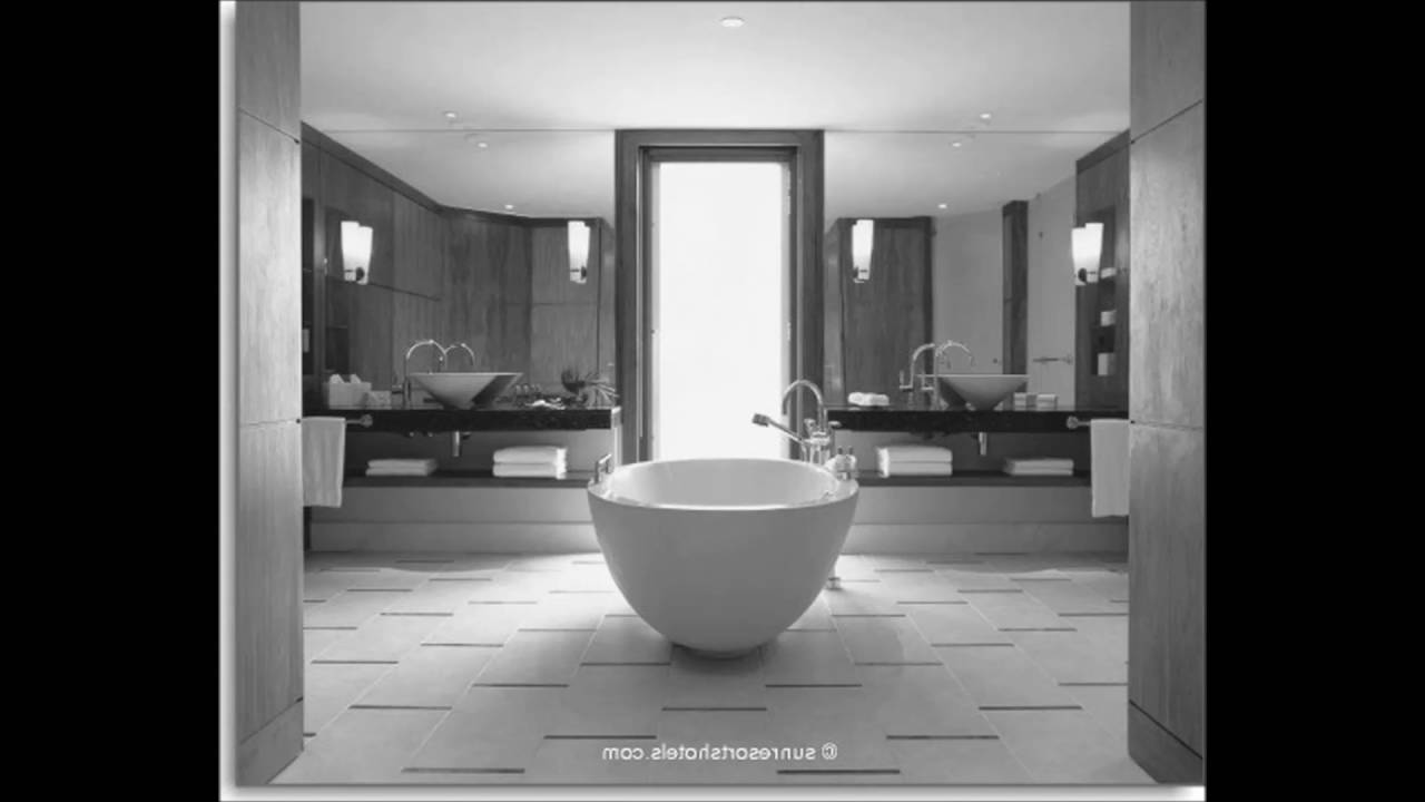 Modern Master Bathrooms Ideas Youtube