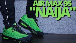 Air Max 95 'Naija'