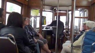 Туры по Европе. Лиссабонский ретро-трамвай(Ретро-трамваи - очевидная