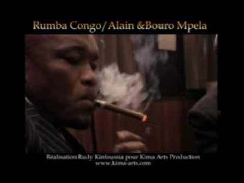 Alain & Bouro Mpela/Rumba Congo