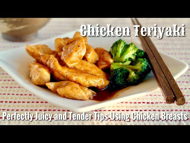 Japanese Chicken Recipes