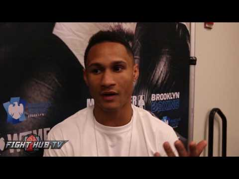 Regis Prograis calls out Terence Crawford & Adrien Broner