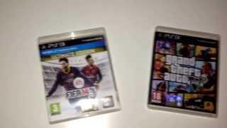 FIFA 14 e GTA 5 AGGIORNAMENTO
