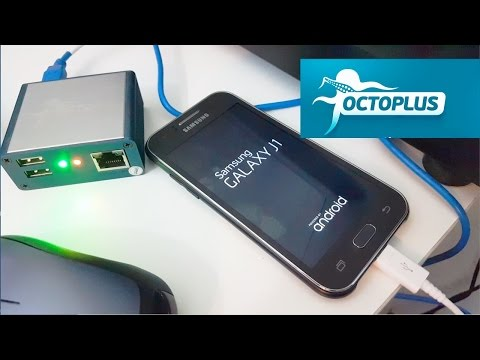 Octopus BOX - Como cargar firmware - roms - root