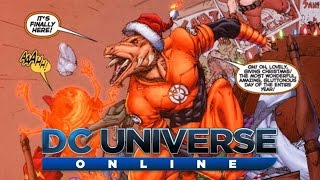 DCUO - Christmas Event 2015 Guide and Gameplay Commentary