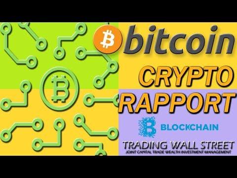 #Bitcoin #Blockchain : Le Crypto Rapport du 5 Mai 2018.