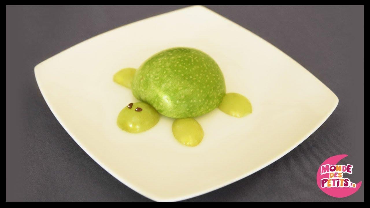 Cuisine pour enfants la tortue de fruits youtube - La cuisine des enfants ...