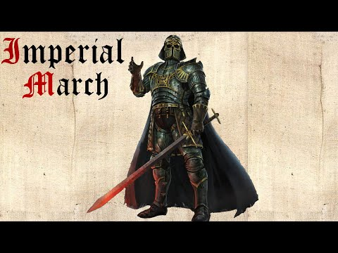Star Wars: Imperial March (Medieval Style)