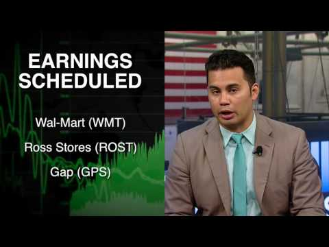 08/18: Stock futures flat ahead of jobs data, Asia mixed, SP500 in focus