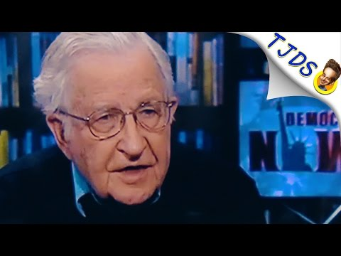 """""""Russia Hysteria Is Making US International Laughing Stock""""- Chomsky"""