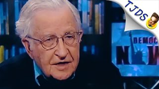 """Russia Hysteria Is Making US International Laughing Stock""- Chomsky"
