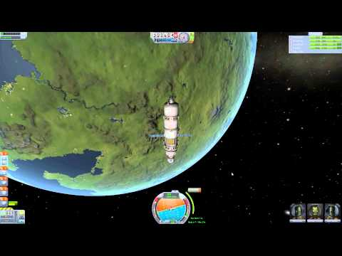 Kerbal Space Program: Asteroid redirect mission - Explorando