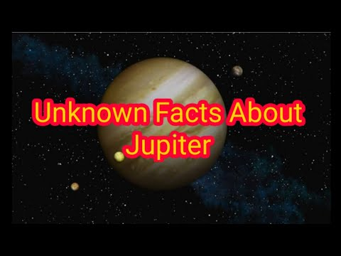 Unknown Facts About Jupiter // by Education File