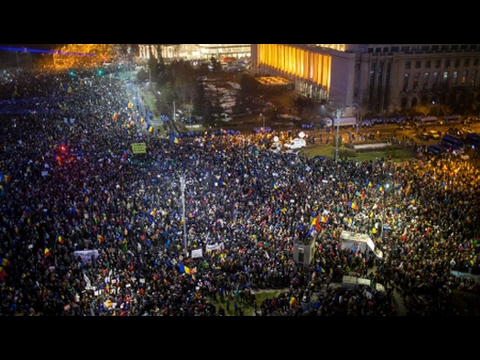 Behind Romania's Protests, A Struggle Between Unaccountable Judiciary and Corrupt Politicians (1/2)