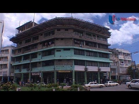 US Television - Tanzania (Trade CP)
