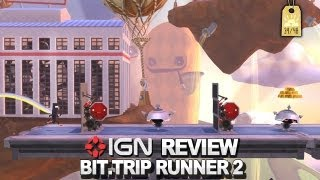 IGN Reviews - BIT.TRIP Presents Runner 2: Future Legend of Rhythm Alien Video Review