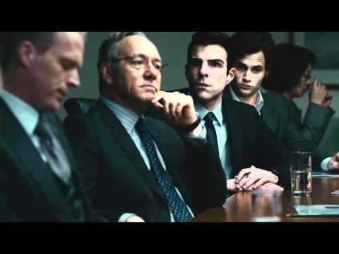 Margin Call's Boardroom - Recut Scene - Awkward without dialog!