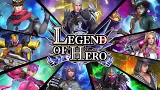 iOS/Android スマホでバトロワ!LEGEND OF HERO(LOH)公式トレーラー26秒ver.}