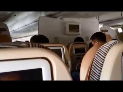 Trip Report- Etihad Airways - Johannesburg to Kozhikode via Abu Dhabi, 11 Dec 2013