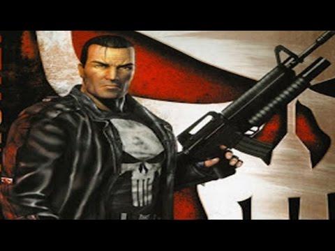 The Punisher (el castigador) Pelicula Completa l Cinemáticas del juego en ESPAÑOL l Full Movie Game