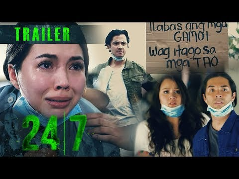 24/7 Full Trailer: Coming Soon On ABS-CBN!