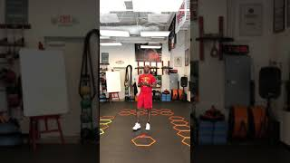 Sweet Science Boxing Daily Workout- 3/25/20