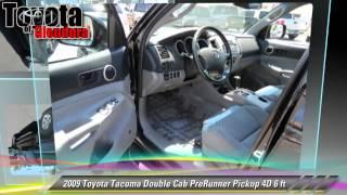 2009 Toyota Tacoma Double Cab PreRunner 6 ft - Glendora