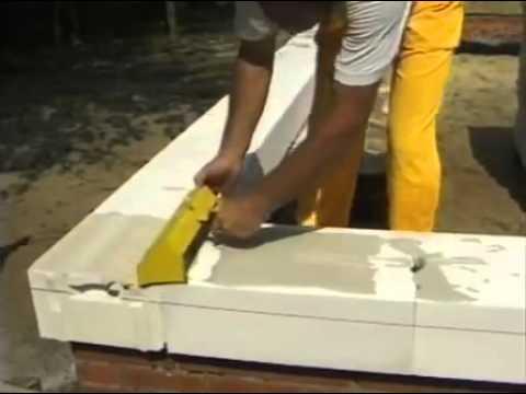 строительство бани из пеноблоков фото проекты