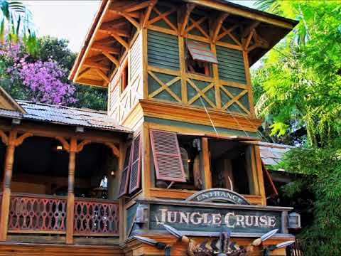Disneyland Jungle Cruise Music Loop