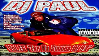 DJ Paul - Volume 16 For Da Summa Of 94 (Full Tape)