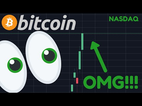 WOOOW!! WHAT IS GOING ON WITH THIS CHART??!!! | BITCOIN NEW PATTERN FORMING!!!
