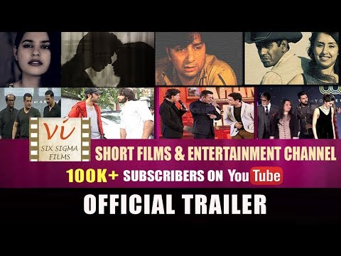 Six Sigma Films YouTube Channel | Official Trailer