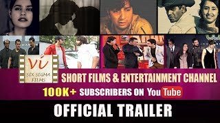Six Sigma Films YouTube Channel   Official Trailer